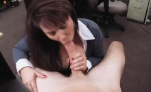 Hottie MILF getting a big cock in her juicy pussy