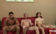 Broke Straight Boys - Matt, Rocco and Vinnie