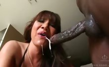 Her throat is made to welcome big fat cocks and a lot of cum