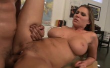 Horny Devon Lee Rides On A Cock