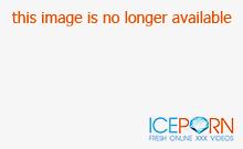 Hot babe gets a titty rub