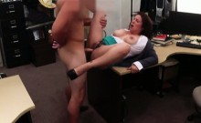 Mature Busty Milf Sells Some Stuff For Her Husbands Bail